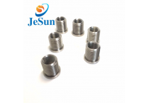 Customized non-standard screws and cnc mill parts
