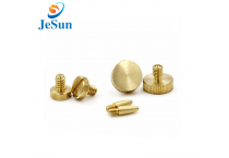 Good quality hot sale brass thumb screw
