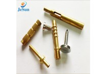 Mass production brass cnc parts