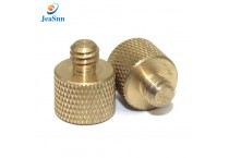 OEM hardware 3mm 6mm computer brass knurled thumb screws