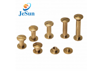 Useful male and female screws for door handles