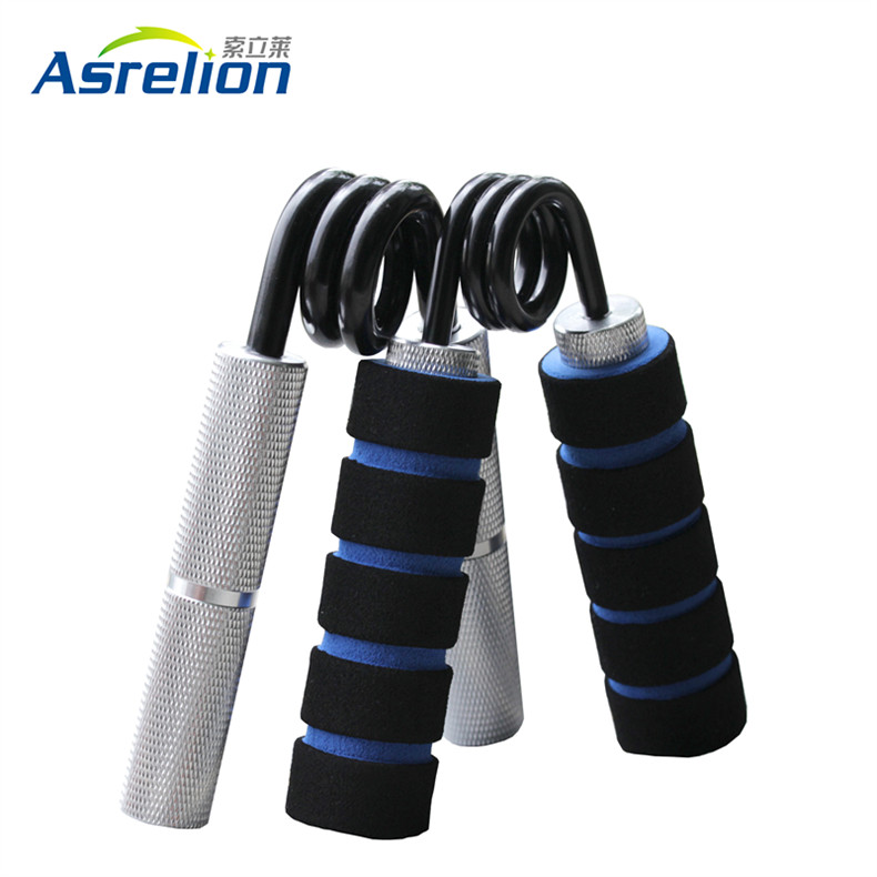 Aluminum hand grip Strengthener and Hand Exerciser