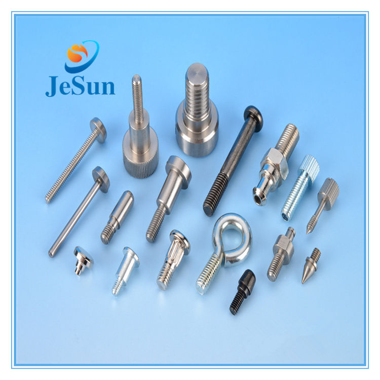 Aluminum Customized Cnc Lathe Precision Machining Parts in Swiss