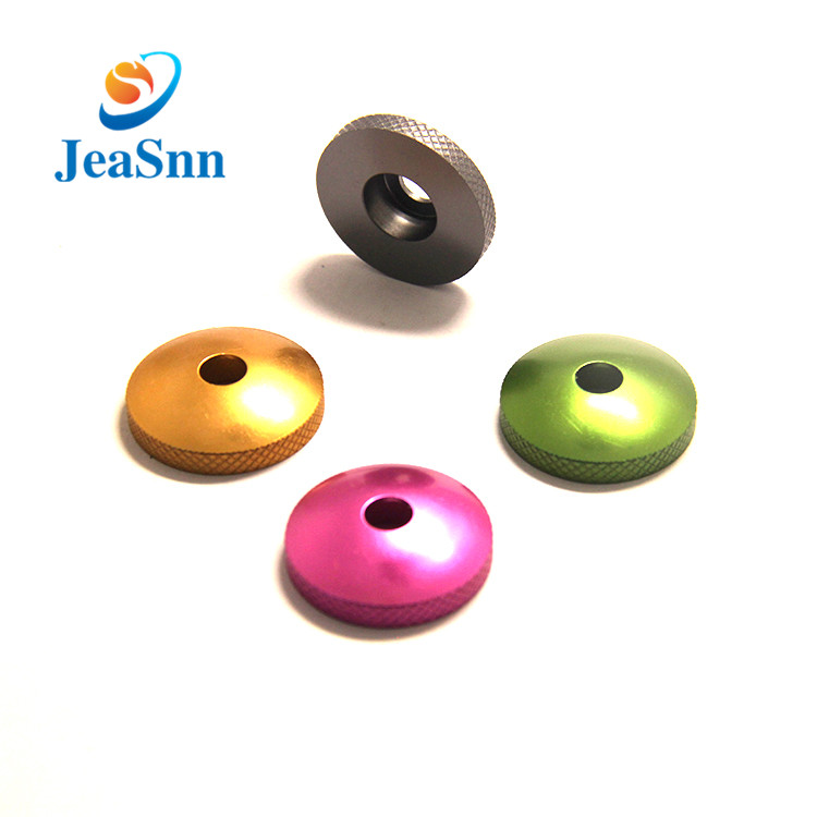 Anodized Finishing Aluminum Beauty Washers Countersunk Washers