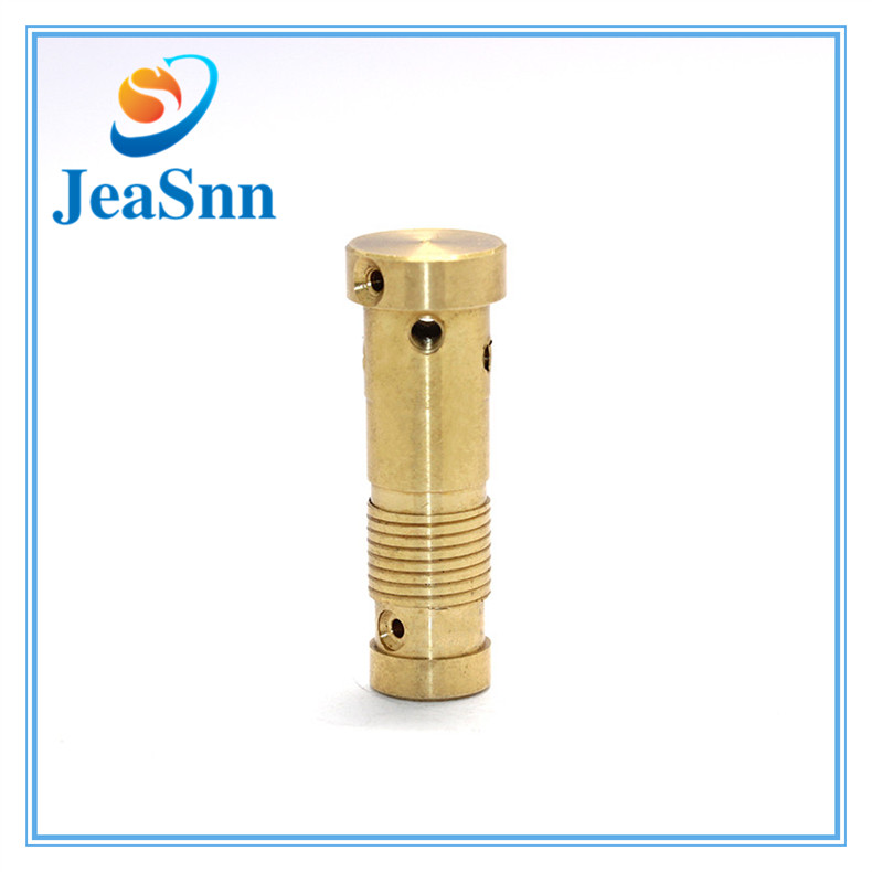 Brass High Precision CNC Machining Customized Parts in Brasilia