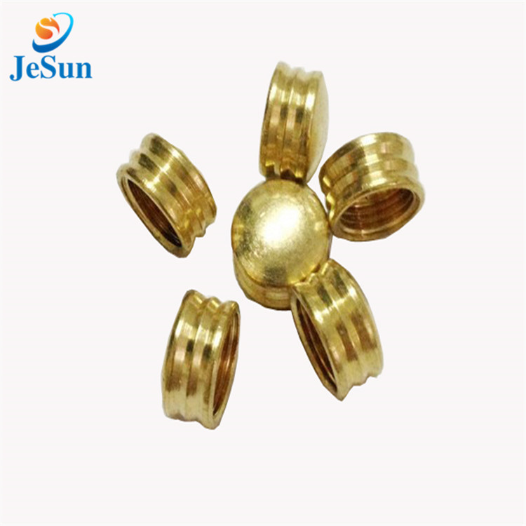 Brass cnc machining brass steel parts in Indonesia