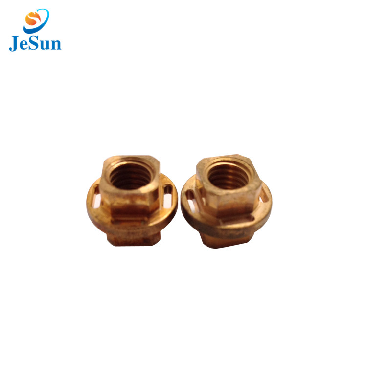 Brass cnc turned parts. in Jakarta