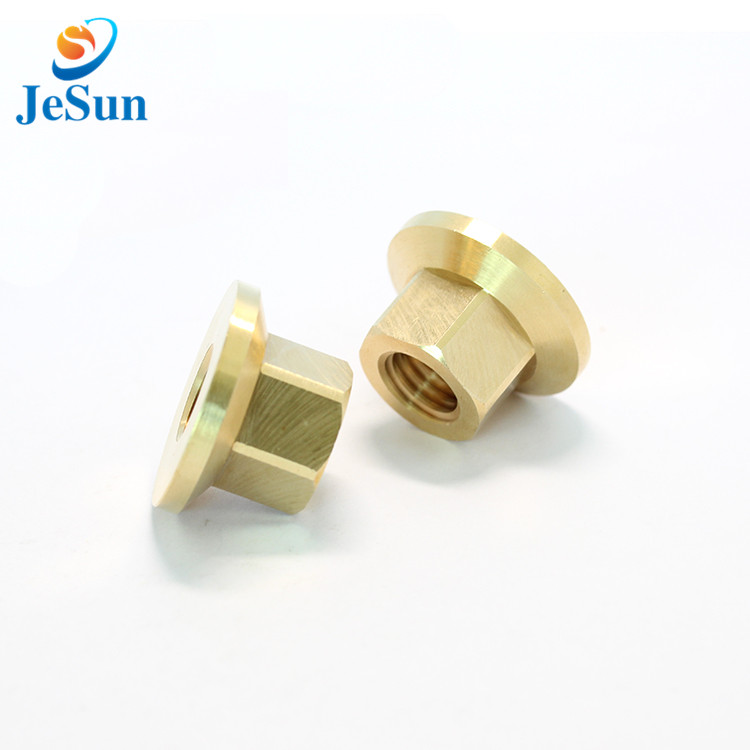 BRASS CNC TURNED PARTS SPECIFICATION in Surabaya