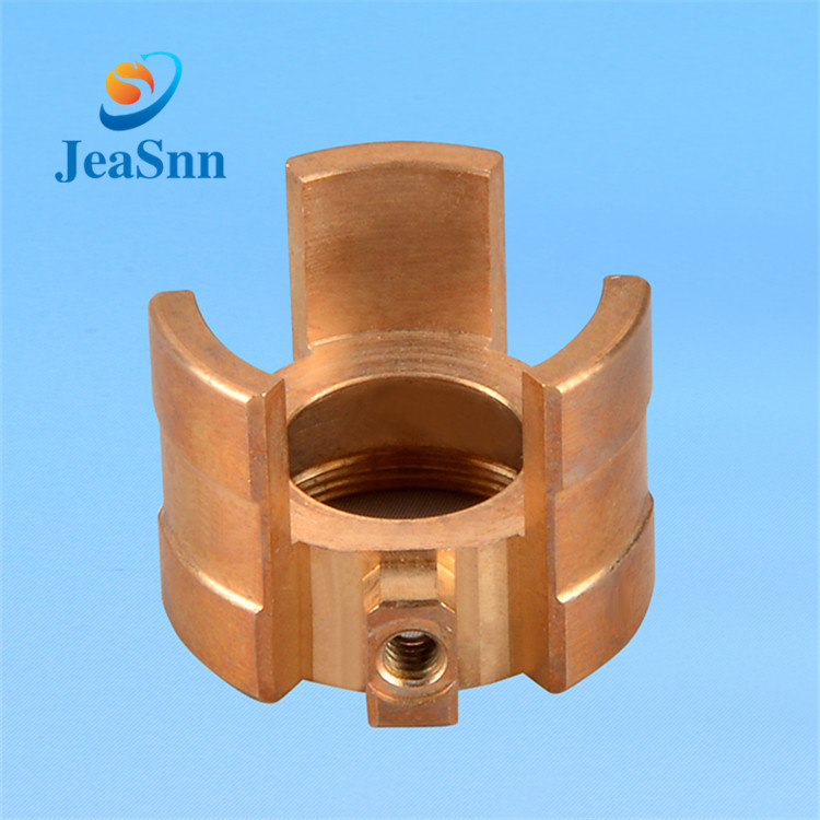 China Custom CNC Parts Precision Brass Parts