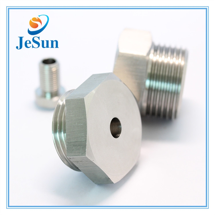 China Manufacture Stainless Steel Hex Head Cap Screw in Swiss