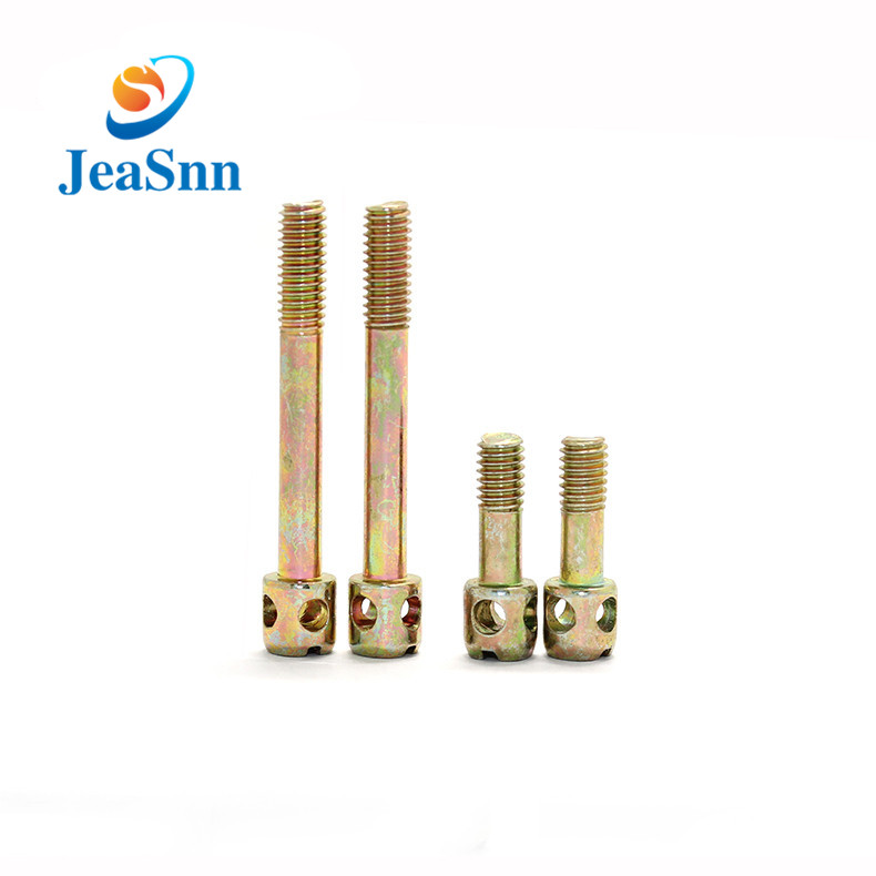 China Manufacturer Brass Electric sealing Meter Screws
