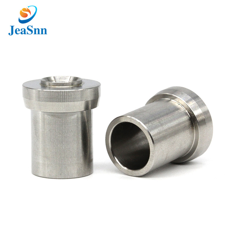 China Precision Stainless steel Cnc Lathe Turned Components in USA