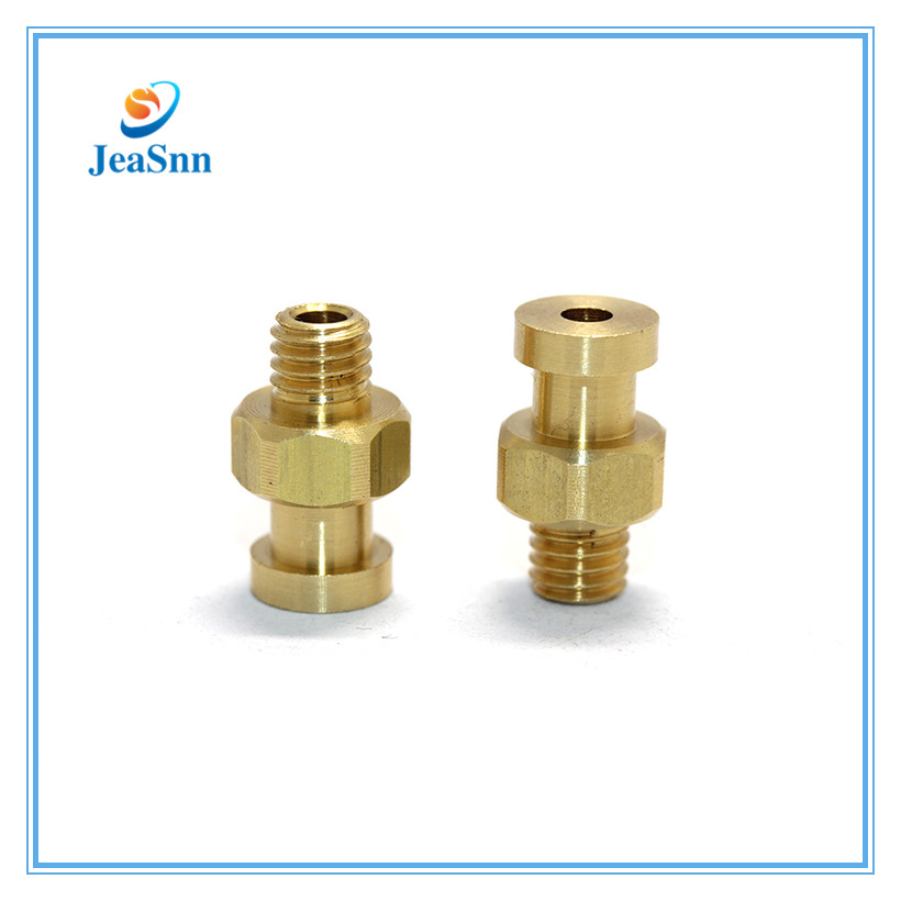 China supplier made Brass plated gold screw