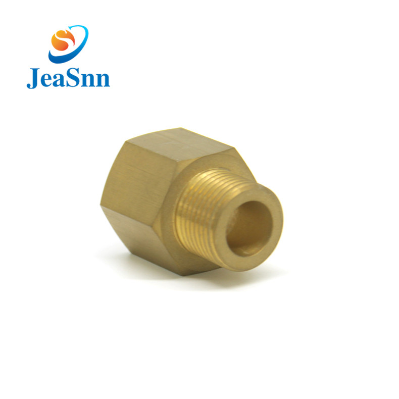 China Supply CNC Brass Machine Parts