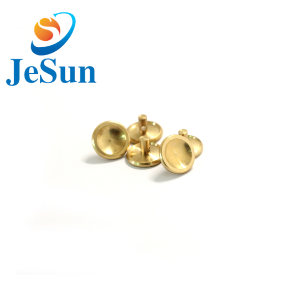 China high precision OEM brass screws in Benin