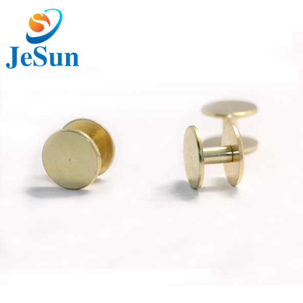 China manufacturing brass male and female screw in Indonesia
