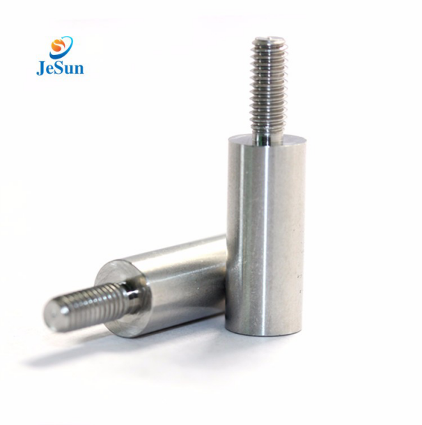 China non-standard screw and cnc machining parts in Colombia