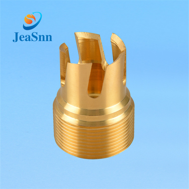 CNC Brass Lathe Turning Machine Mecamical Parts