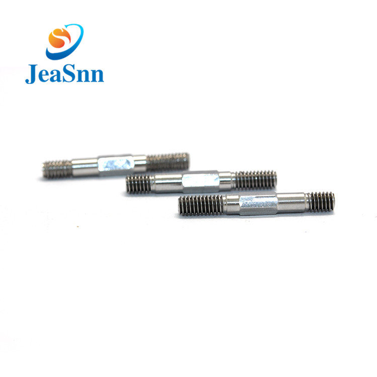 CNC Machine Stainless Steel Double-thumb Axis Shafts in USA