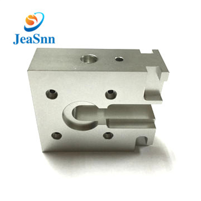 CNC Machining 3D Printer Parts , Aluminum 3D Printer Metal Parts