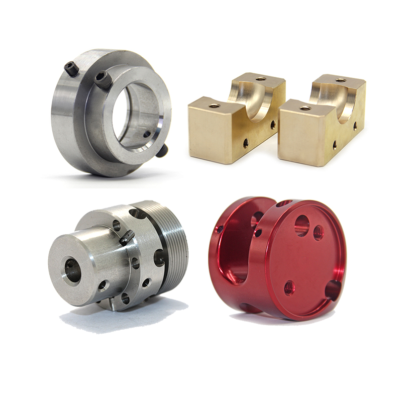 CNC machining services machined turned components custom aluminium product stainless steel brass aluminum turning milling cnc machining parts in USA