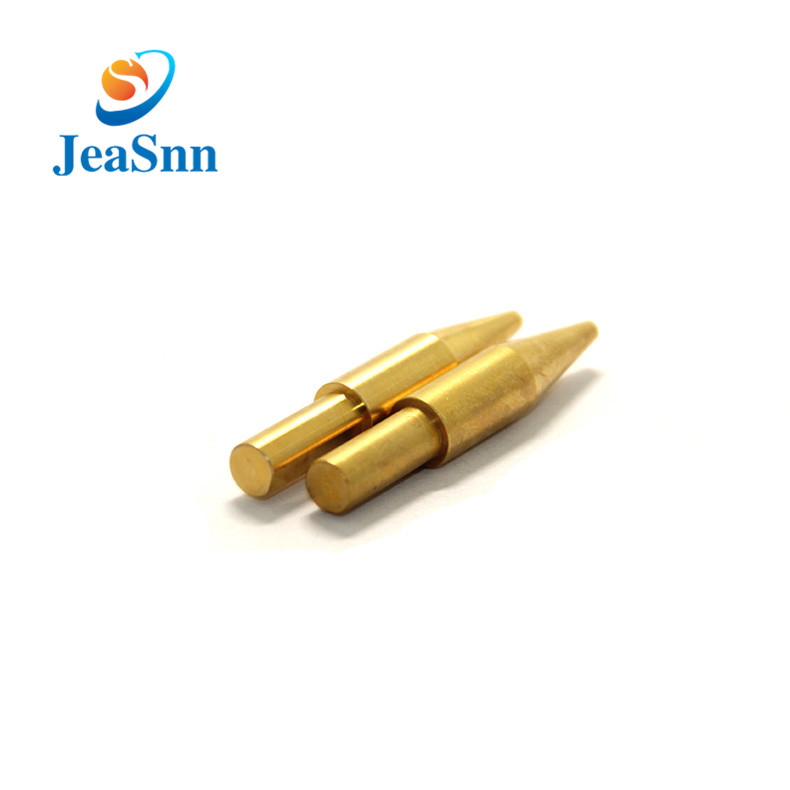 CNC Machining Turning Parts Brass Shaft Steel Machining Shaft Parts