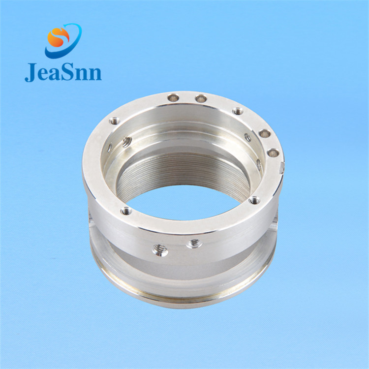 CNC Turning Machining Aluminium Parts