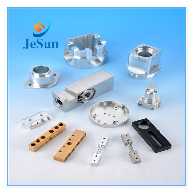 CNC Manufacturing Precision Cnc Milling Aluminum Parts in Poland