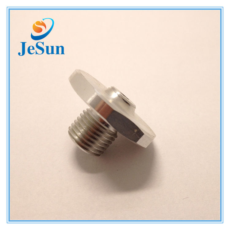 Cnc Stainless Steel Machined Parts And Aluminum Cnc Auto Parts in Surabaya