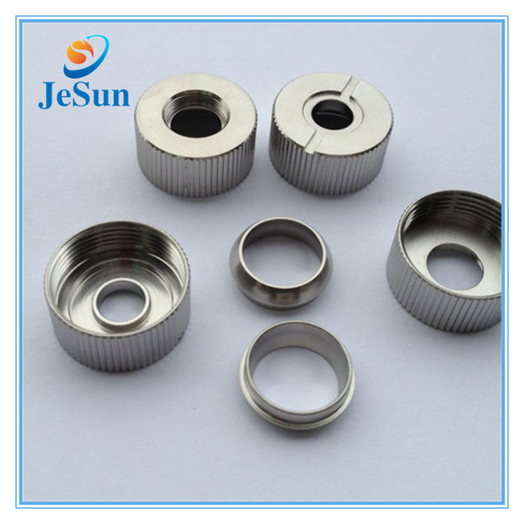 Cnc Turning Machining Service Polished Stainless Steel Machined Parts in Singapore