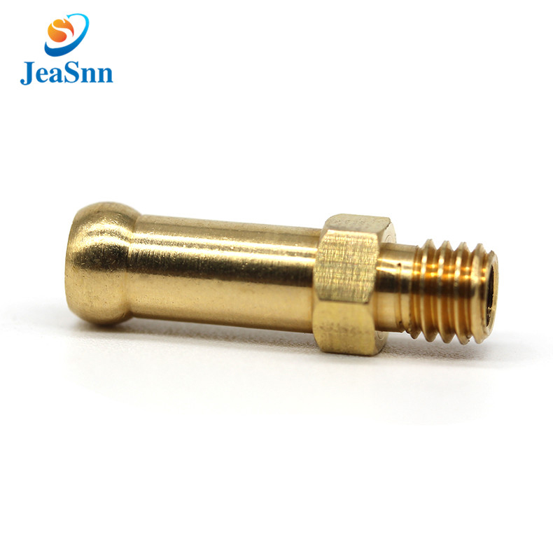 Custom Cnc Machined Small Brass Parts Suppliers