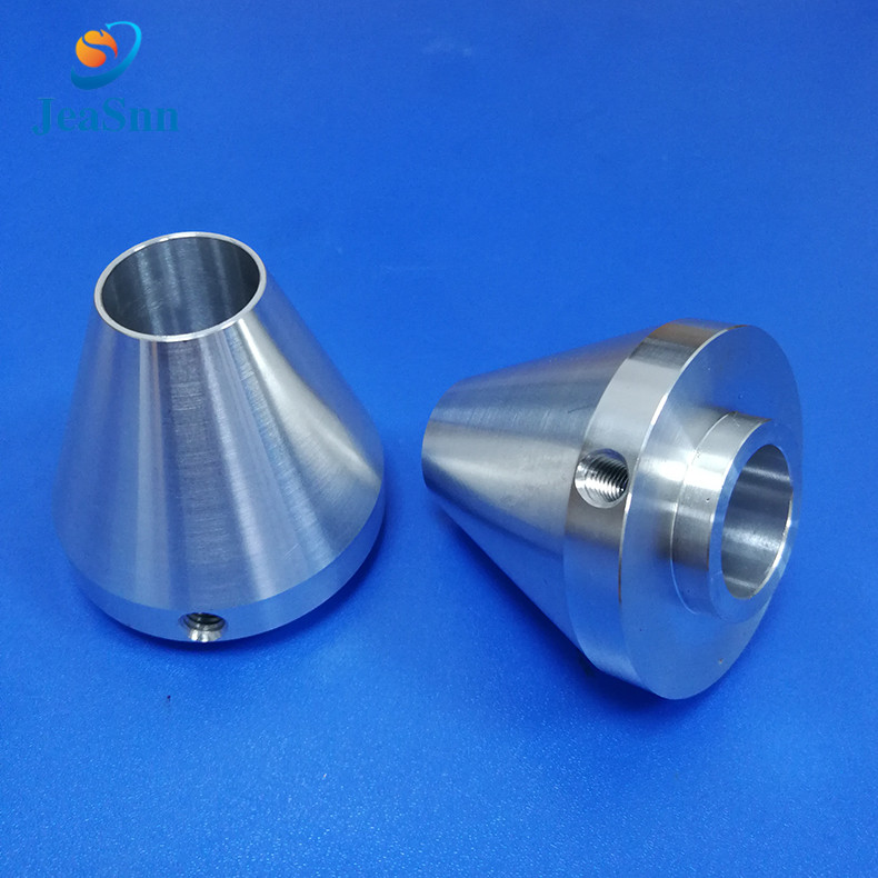 Custom made aluminum component cnc precision cnc part making plant