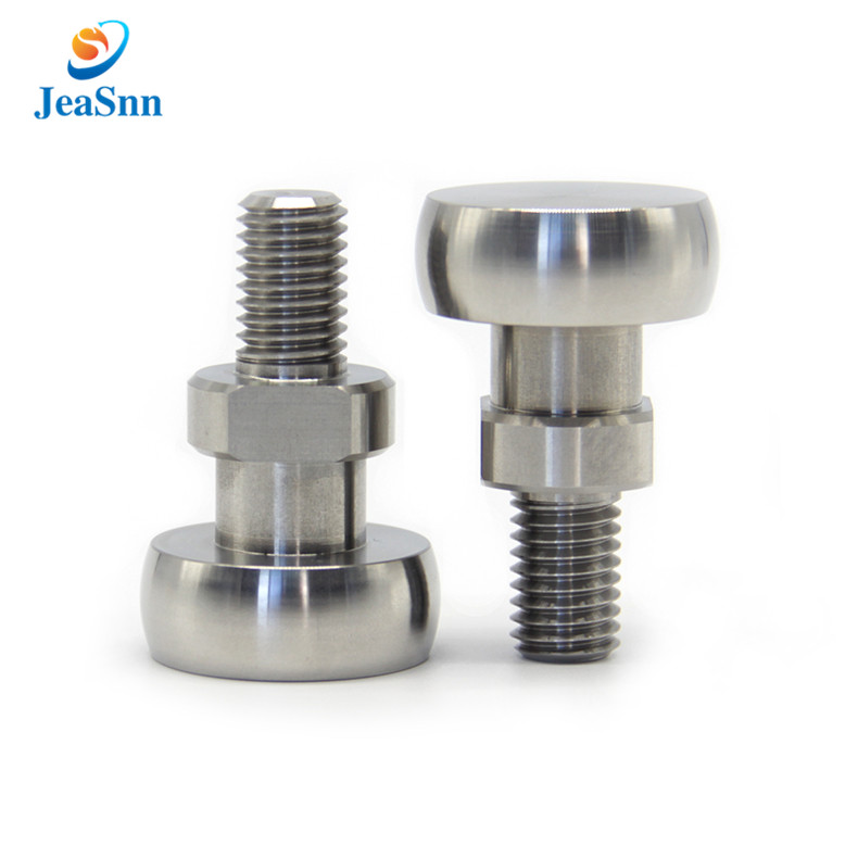 Custom precision metal stainless steel flat head screws round 304 316 stainless steel screw