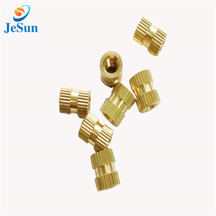 Custom made cnc brass parts in Dubai
