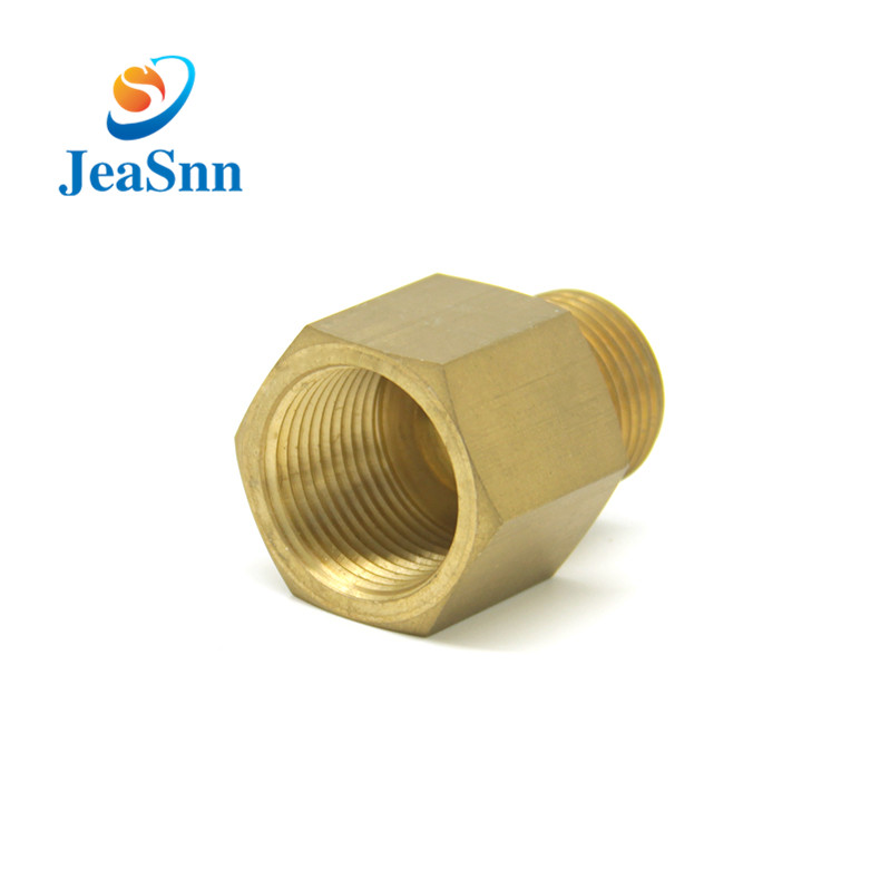 Yenza CNC Processing Parts Brass