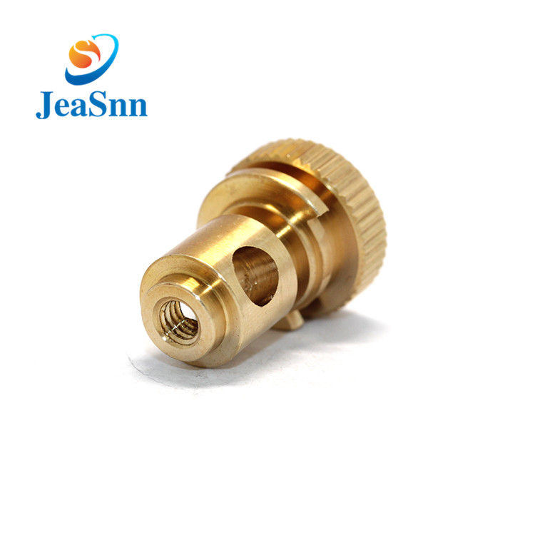 Customized Brass Parts Machining Spare Parts