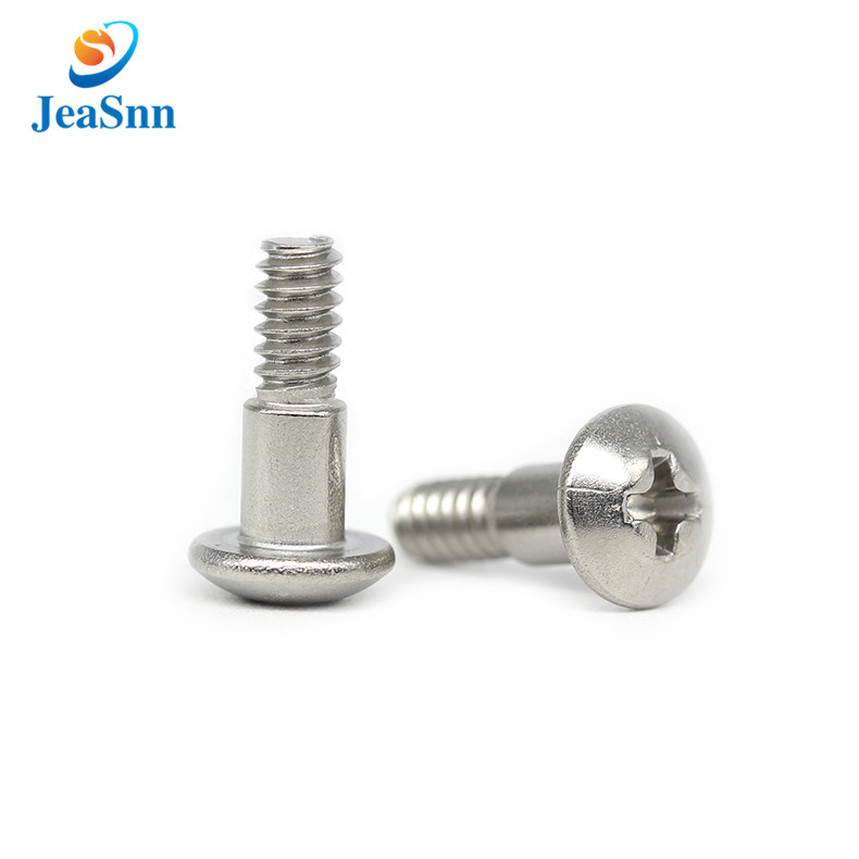 Customized M3 Stainless Steel Step Screw Bolt
