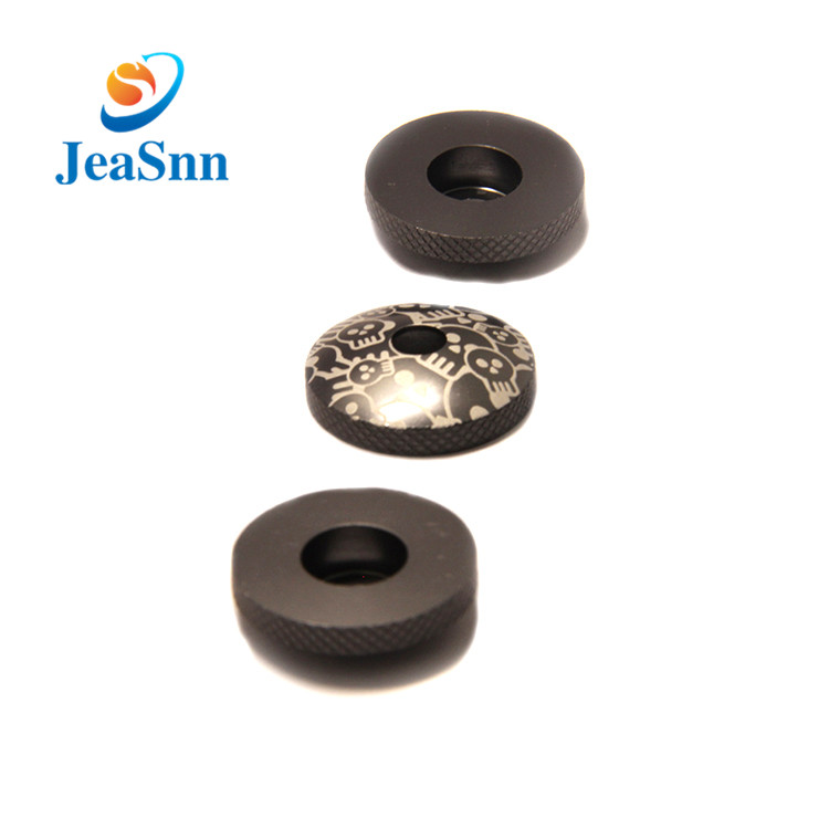 Customized Non-standard Aluminum Anodized Flat Washers