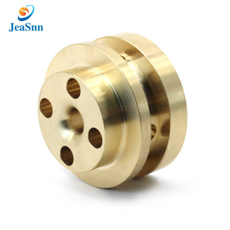 Customized precision cnc service machining brass parts for CNC router