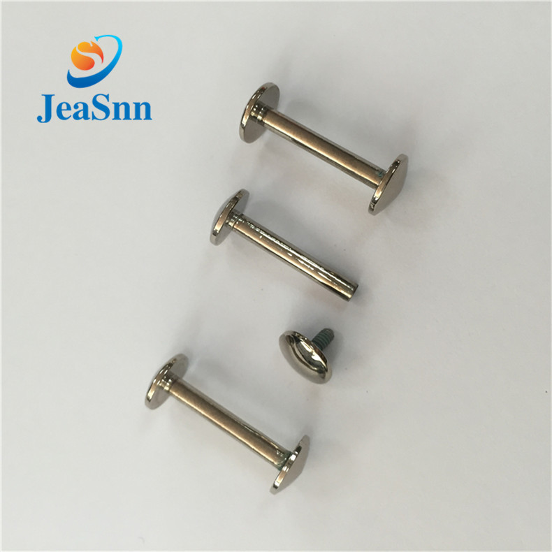Customized Stainless Steel Chicago Screws,Book Binding Screws