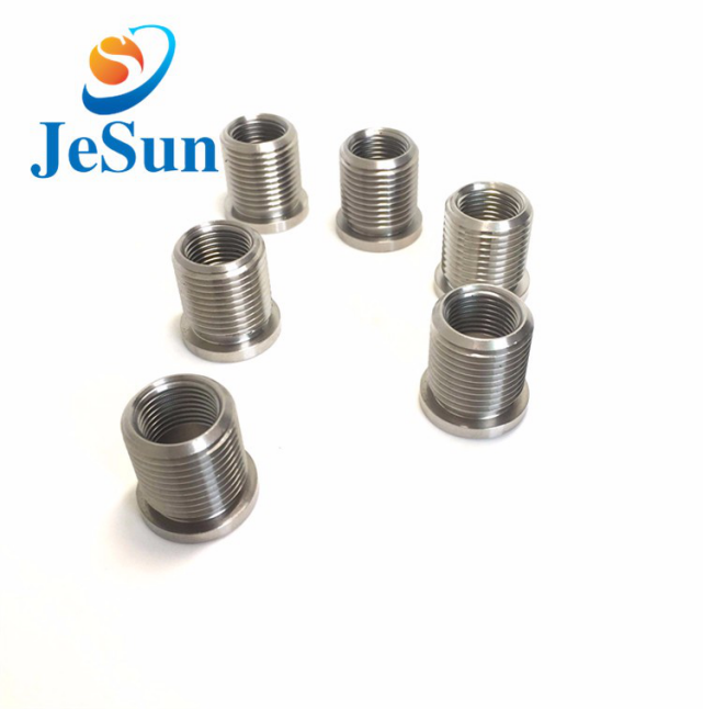 Customized non-standard screws and cnc mill parts in Chad