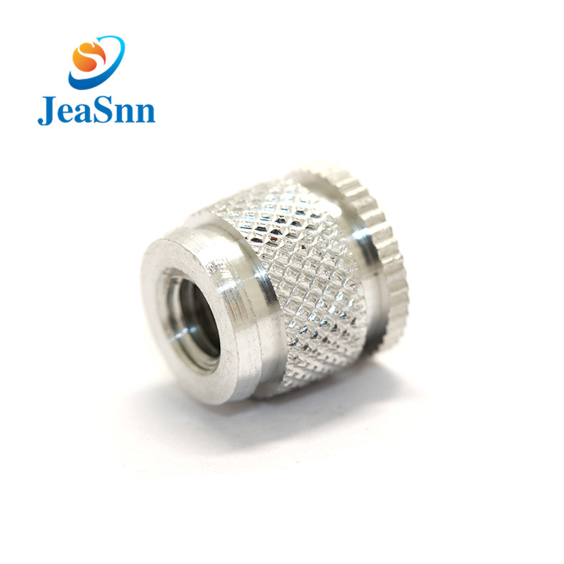 Dongguan Hardware Factory Thumb Knurled Special Aluminum Nut in USA