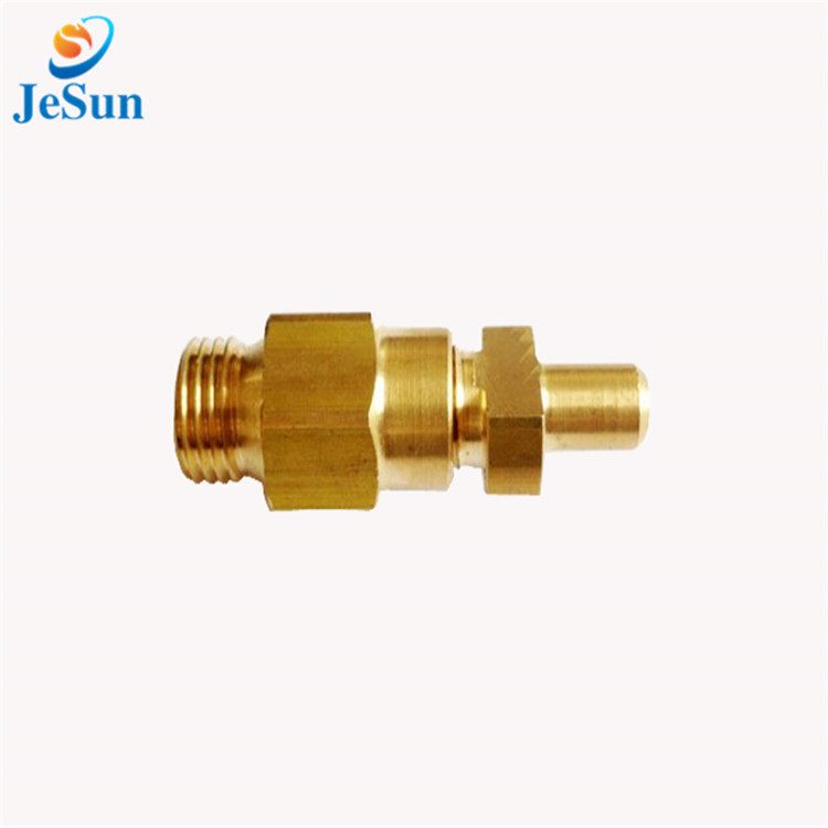 Brass CNC Precision Turning Parts in Indonesia