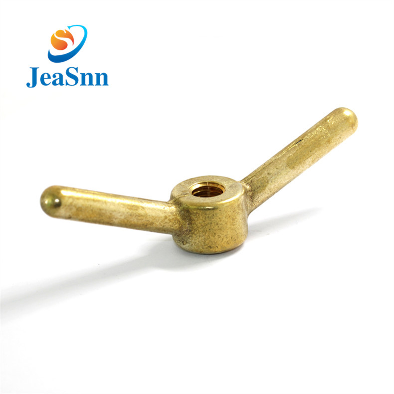 Factory Supply BrassCopper Bronze Butterfly Wing Nuts