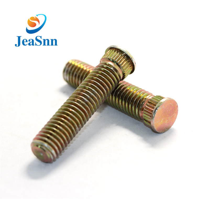 Factory Supply OEM Threaded Long copper screws