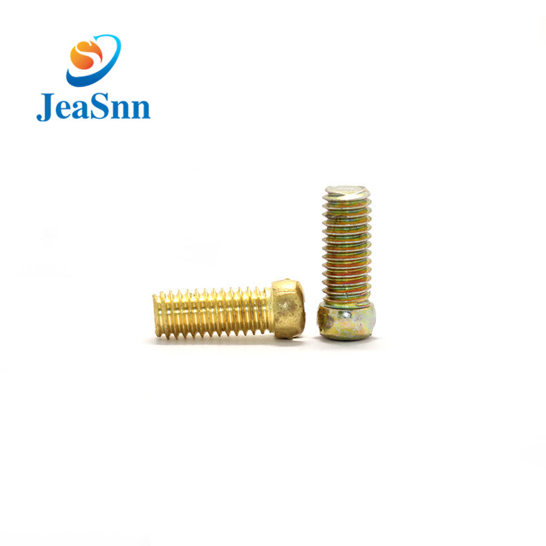 Factory Wholesale Sealing Screws Brass Electric Meter Screws