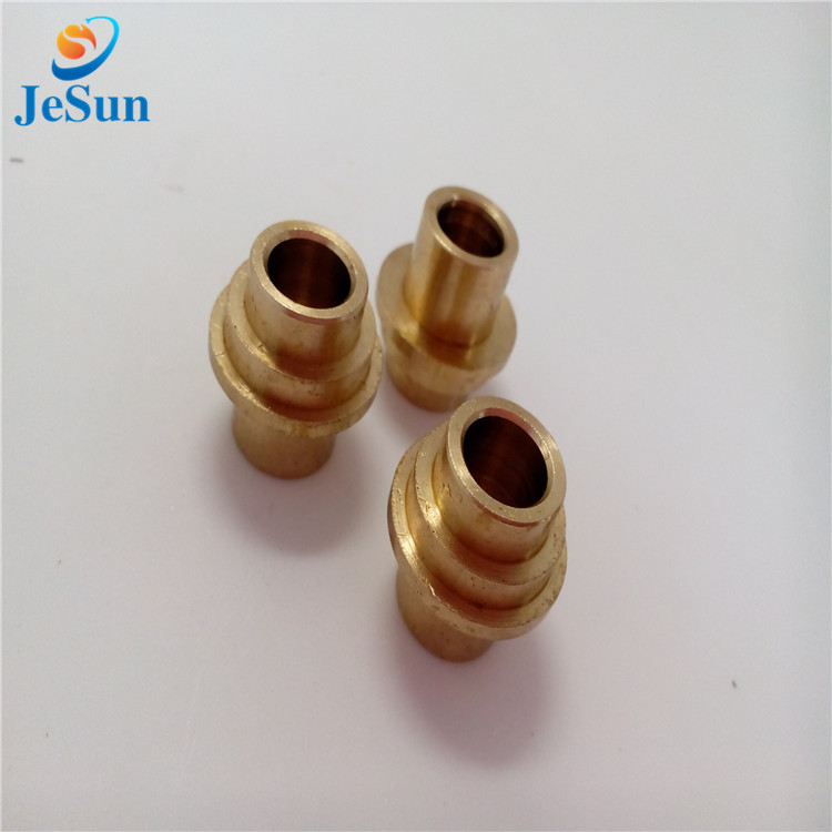 Factory Prices CNC Milling Brass Parts in Comoros