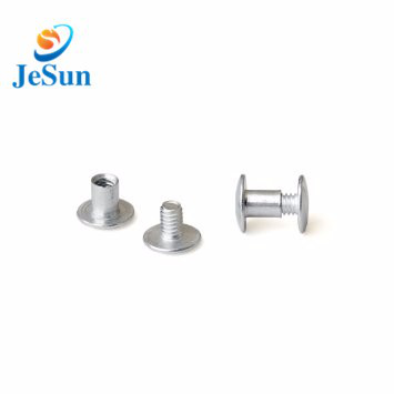 First rate factory price customized custom bolt extender male and female screw in Swiss