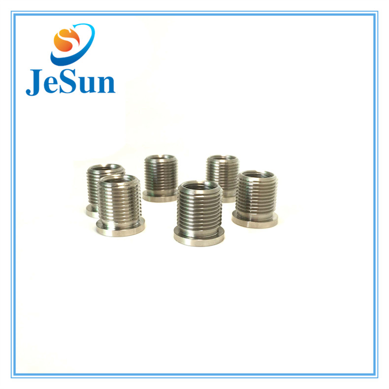 Good Quality Inside And Outside Thread Nut Stianless Steel Insert Nut in Dominican Republic