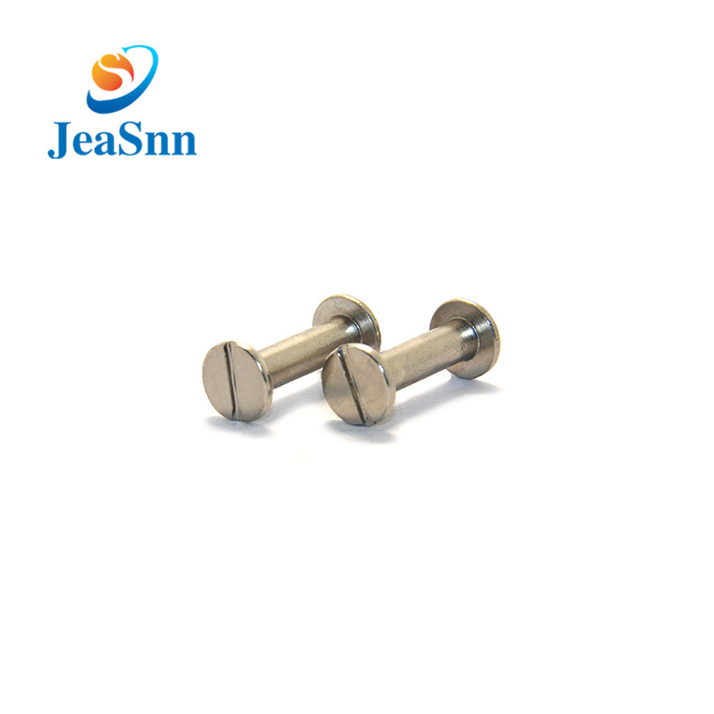 Good quality Male to Female Screws,Binding Book Screw